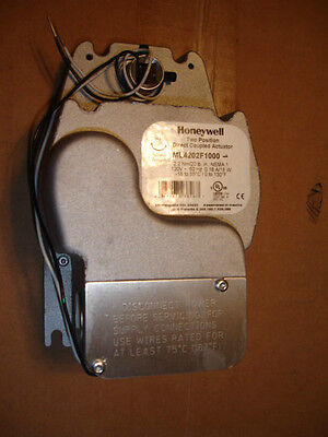 Honeywell ML4202F1000 Two Postion Direct Coupled Damper Actuator Fire Smoke  NEW