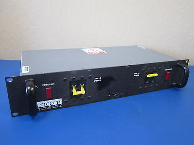 Xicom Technology XTK-3000C Power Supply C/B for XTK-3000C C-Band Amplifier