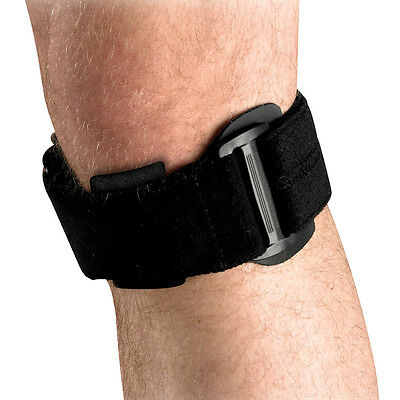Physio Patella Gel Knee Strap Adjustable Support Run Brace Jumper Tendonitis NHS