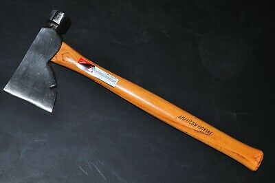 Alltrade 28 oz Rig Builder's Hatchet with  American Hickory Handle Brand new!!!