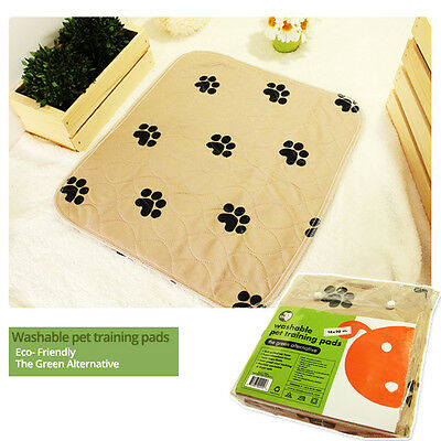 Luxury Pet Hygiene- Washable Dog Puppy Training Pad Wee High Quality