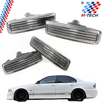 Intermitentes Laterales Oscuros Side Markers Clignotants Indicatori Bmw E39