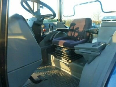 Ford New Holland 7740 7840 6640 8340 8240 Fabric Sq Cab Tractor Suspension Seat