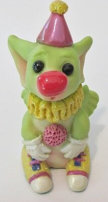 "Pocket Dragon ~ ""You Little Clown""  by Real Musgrave MINT New in original box"
