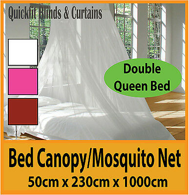 Bed Canopy Mosquito Net Suits Single / Double /queen Bed
