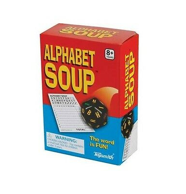 Alphabet Soup Word Spelling Game Literacy Ages 8+ Classroom Game