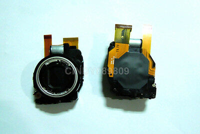 New Lens Zoom Unit Assembly Repair Part for Olympus FE5020 Camera Black with CCD