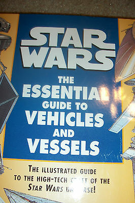 Cool! Star Wars The Essential Guide to Vehicles & Vessels!