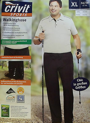 Herren Walking Hose Gr. L XL XXL XXXL Trainingshose Walkinghose Herrenhose