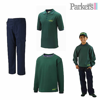 New Official Cubs Set Includes Sweatshirt, Polo Shirt And Activity Trousers