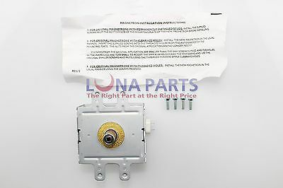 Genuine OEM Microwave Magnetron for Whirlpool W10216360