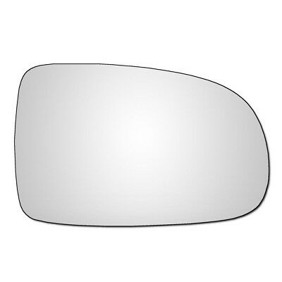 Right Hand Drivers Side Vauxhall Corsa C 2001-2006 Convex Wing Door Mirror Glass