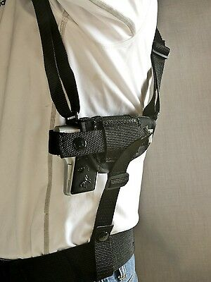 S/&W SW9VE Sigma 9mmNylon IWB Inside Waistband /& OWB Open Carry Combo Holster