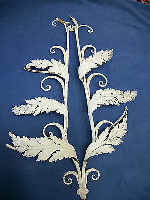 Large Celestial Leaf Indoor/outdoor Wall Decoration