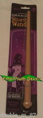 Light and Sound Wizard's / Magician's Wand - NEW