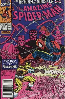 Amazing Spider-Man 335 (NM)