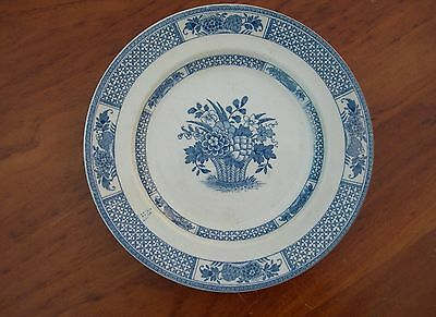 "Booth's Nankin Pattern # A1452 Bread 'n Butter Plate 6-3/8"" Silicon China"