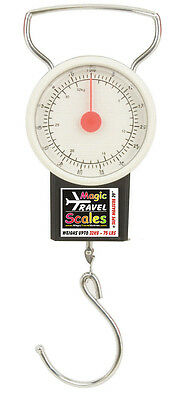 New Travel Scales Luggage Weight 22kg-50lb. Hand Held Portable Scale B4 Check-in