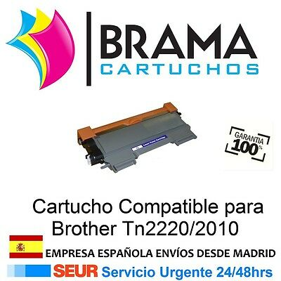 Toner compatible NON OEM Para BROTHER TN2220 MFC-7360 N , MFC-7460 dn HL2240