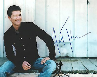 Signed Preprint JOSH TURNER Autographed COUNTRY MUSIC SINGER Photo