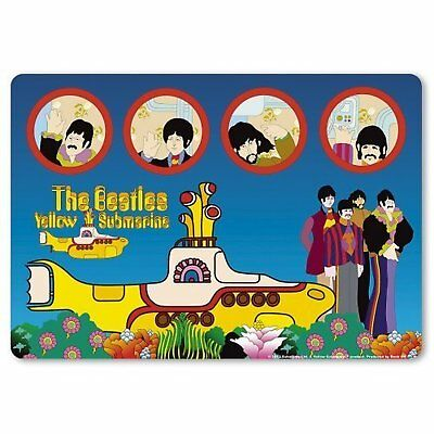 The Beatles Mouse Mat Pad Yellow Submarine Portholes Fan Gift Idea 100% Official