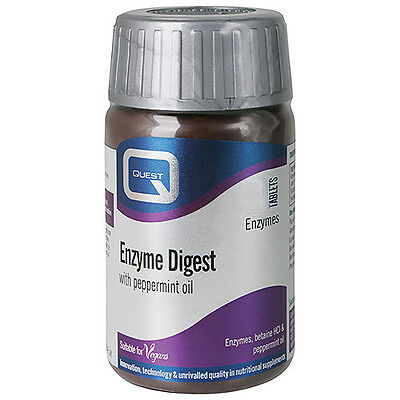 Quest Enzyme Digest 180 tabs
