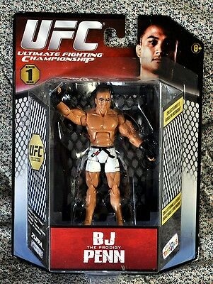 BJ THE PRODIGY PENN UFC Ultimate Fighting Championship Series 1 Toys R Us NoC