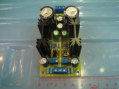 HIGH SPEED LOW NOISE FOR AUDIO MOSFET DC POWER SUPPLY REGULATOR KIT
