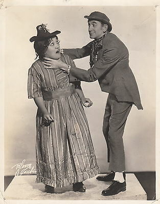 Two Nitwits Of Harmony ~ Pearl Fern & Company ~ Vaudeville Act ~ C - 1920