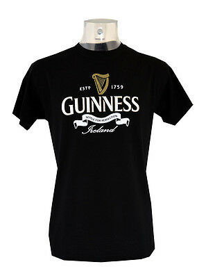 Mens Guinness Irish Perfection T-Shirt - Various Sizes
