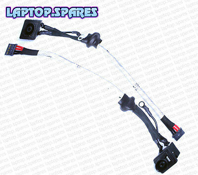 DC Power Socket Jack and Cable Wire DW237 Sony Vaio M930 015-0001-1494_A