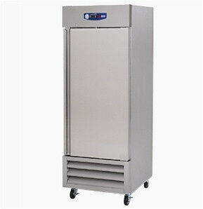 Migali G3-1F-RH Commercial Stainless G3 Series Solid Single Door Freez - $1999