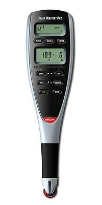 Calculated Industries Scale Master Pro 6025 - Digital Measure and Take-Off Tool