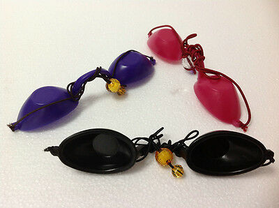 CE IPL tanning bed safety goggles light-proof beauty protect glasses 200-2000nm