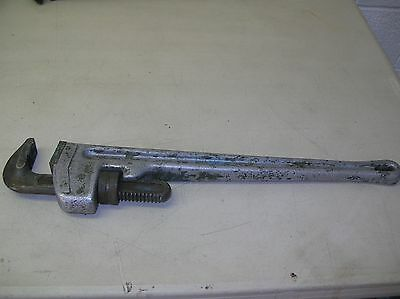 Ridgid Rigid 824 Heavy Duty 24'' Aluminum Pipe Wrench no. 2