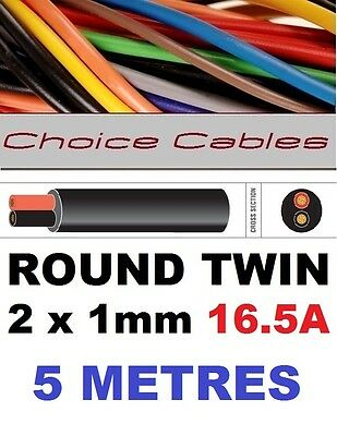 1.5mm² Automotive Tri rated electrical 21amp 12v wiring loom cable