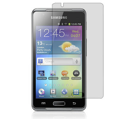 2X Clear Screen Protector Accessory for Samsung Galaxy Player 4.2