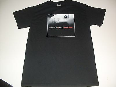 "The Goo Goo Dolls ""Let Love In"" concert tee-shirt size Small"