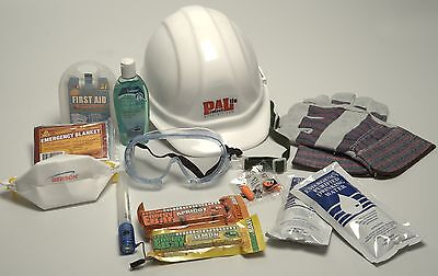Personal Protective Equipment PPE Emergency Safety Gear