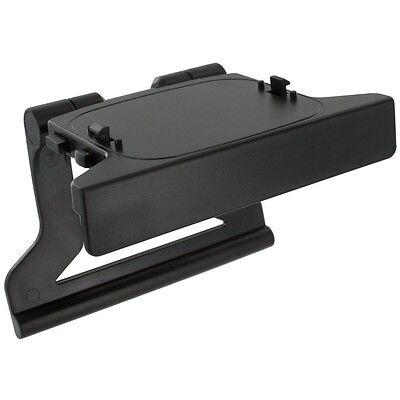 TV Clip Mount Stand Holder for Microsoft Xbox 360 Kinect Sensor