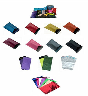 Mailing Postal Postage Parcel Mail Bags - Multi Variations of Size and Colours