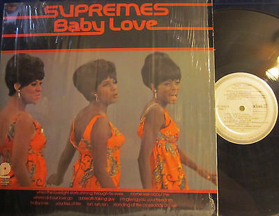 ► Diana Ross and The Supremes - Baby Love  (Pickwick 3383)