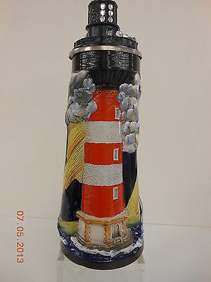 """Lighthouse Stein By """"westerwald"""" Made In Germany"""