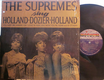 ► Diana Ross and the Supremes - Sing Holland-Dozier-Holland (Motown 650) (Stereo
