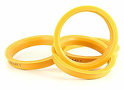 Alloy Wheel Hub Centric Spigot Rings 70.1 - 65.1 Wheel Spacer Set of 4