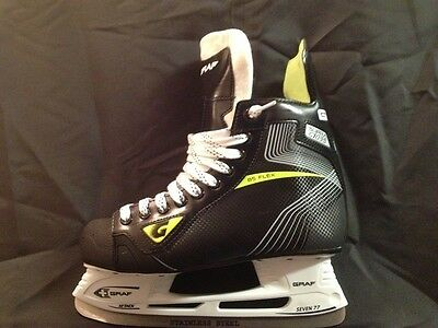 Graf Supra G1035 Ice Hockey Skates New 2013 Model With Free Sharpening