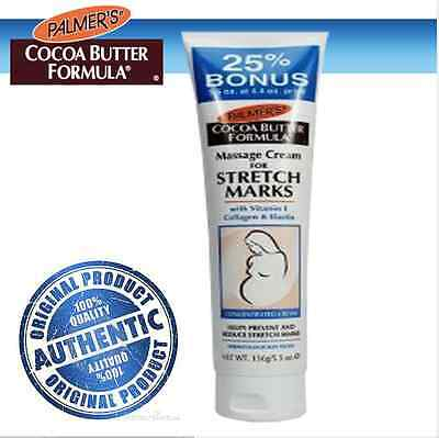 Palmers Cocoa Butter Formula Massage Cream for Stretch Marks Concentrated 125g