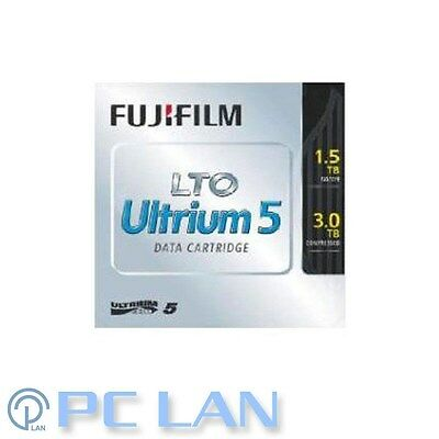 5x FUJIFILM LTO5 - 1.5TB / 3TB DATA Tape CARTRIDGE 71022