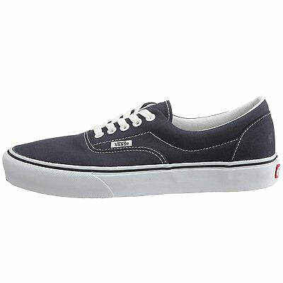 VANS OFF THE WALL MEN SIZE SHOES STYLE ERA NAVY WHITE 0EWZNVY AUTHENTIC SNEAKERS