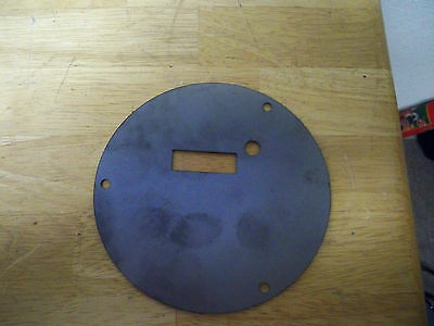 Astatic D104 Base Plate  Rk Power No Felt